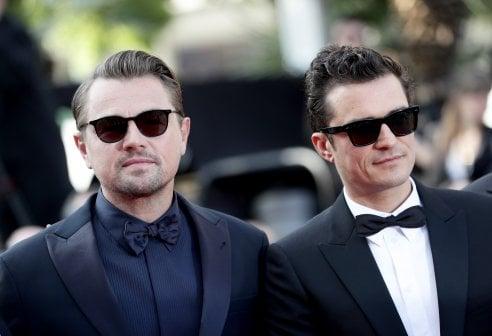 Favino, DiCaprio e Bloom si prendono la Croisette: il Festival di Cannes è al maschile