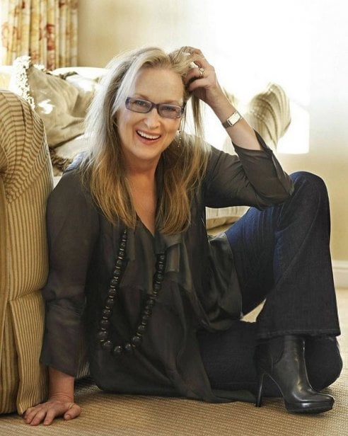 Meryl Streep compie 70 anni senza perdere il suo stile e diventa nonna per la prima volta