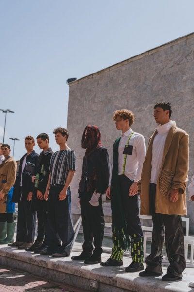 IED e Consorzio Detox presentano a Pitti Uomo 96 cinque collezioni sostenibili create dagli studenti