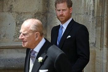 Quando il principe Filippo disse ad Harry: ''Le attrici si frequentano ma non si sposano''