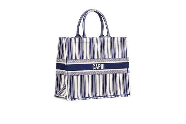 Shopper Dioriviera' Capri' di Dior