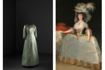 90 abiti e 60 dipinti, l'intreccio senza confini tra Balenciaga e la pittura spagnola