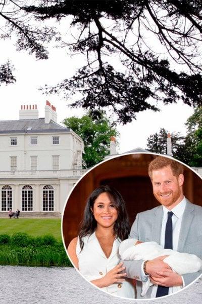 Due milioni e mezzo di euro per ristrutturare casa: il principe Harry e Meghan Markle sotto accusa