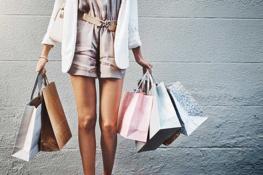 Retail therapy: cinque ragioni per le quali fare shopping fa bene