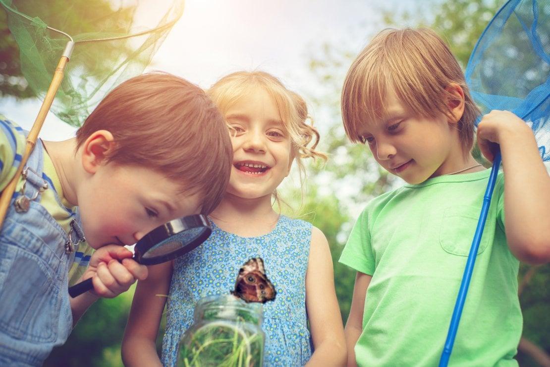 Summer Camp: 8 motivi per cui quest'esperienza fa bene a bambini e ragazzi