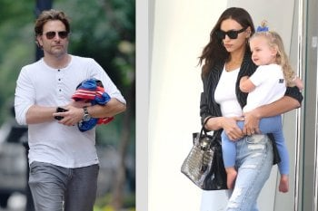 Irina Shayk e Bradley Cooper: custodia condivisa per la figlia. Ma lui già vive con Lady Gaga