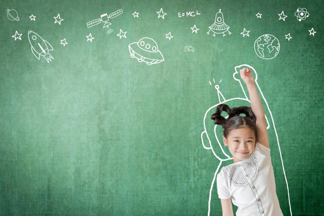 ''Cosa vuoi fare da grande?''. La domanda che (forse) è meglio non fare ai bambini