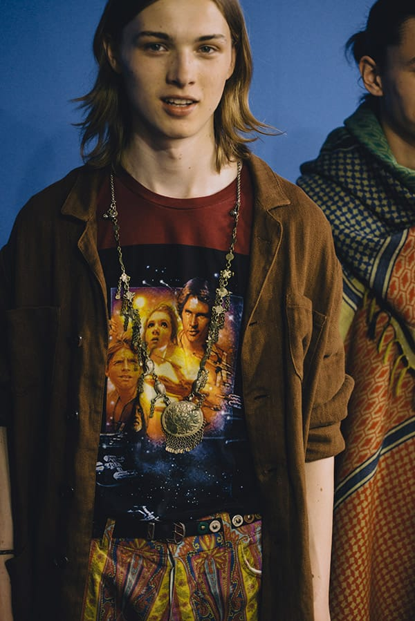 Capsule collection ETRO X STAR WARS