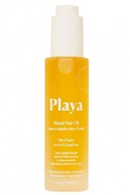 Per i capelli, l'Hair Oil di Playa