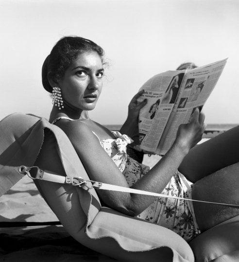 Le vacanze di una volta: Maria Callas tra l'amore per Venezia e quello per Aristotele Onassis
