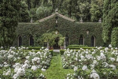 Valentino vende Villa La Vagnola in Toscana per 12 milioni di euro