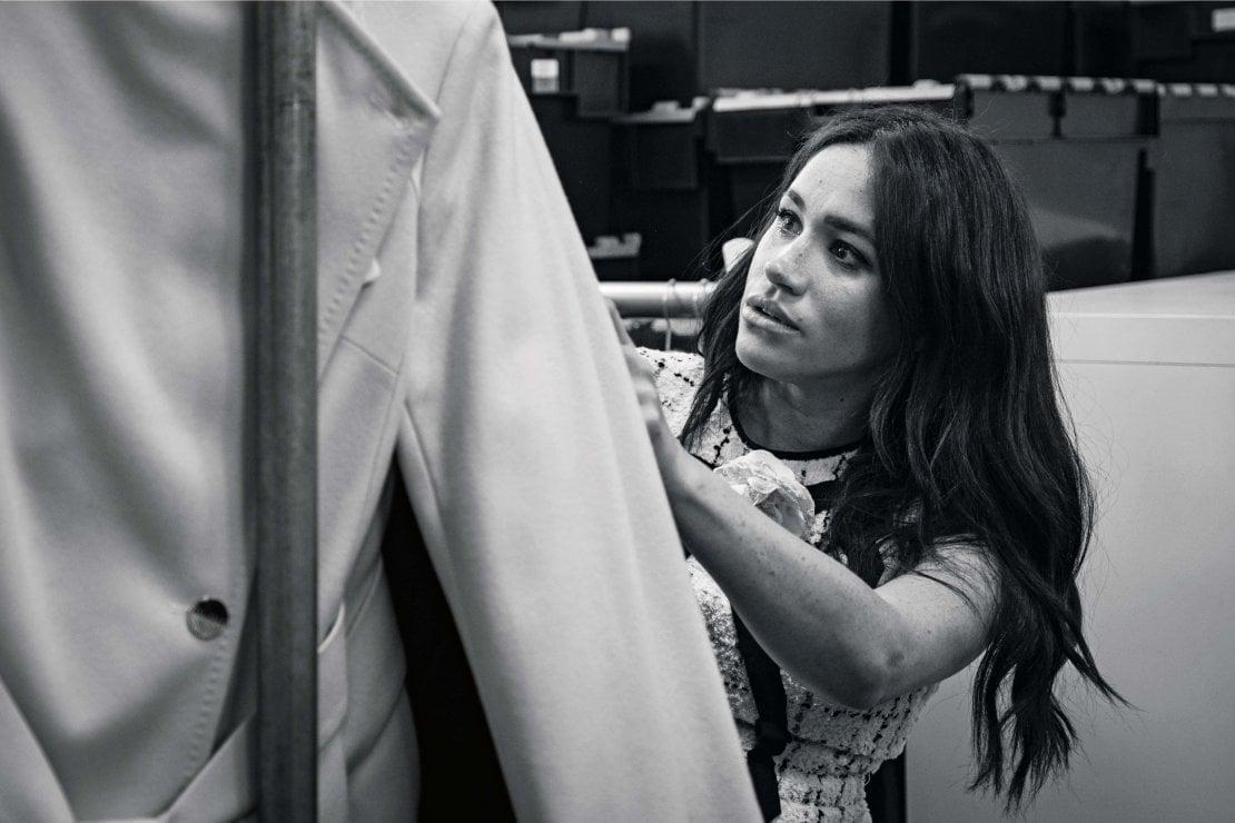 Meghan Markle disegna una linea di abiti per aiutare le donne a trovare lavoro