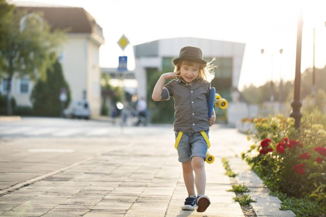 Come far ritrovare i ritmi giusti ai bambini dopo le vacanze