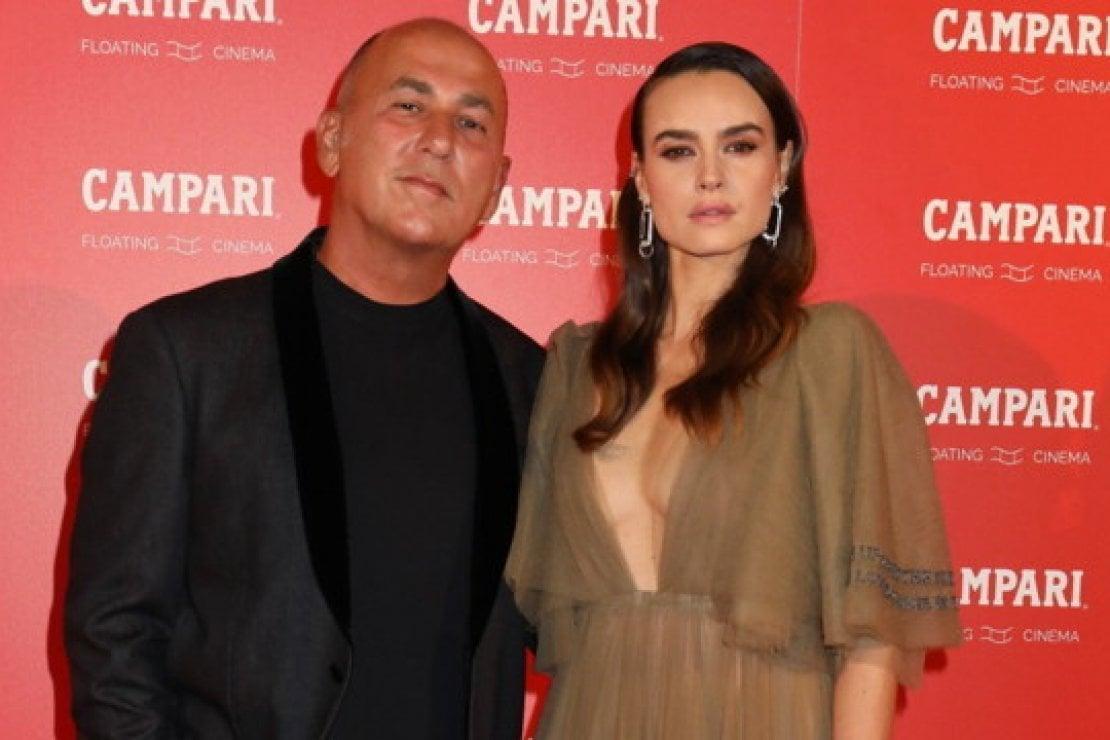 Video: ''Venetika'', Kasia Smutniak è Venezia. Il corto di Ozpetek su un cinema galleggiante