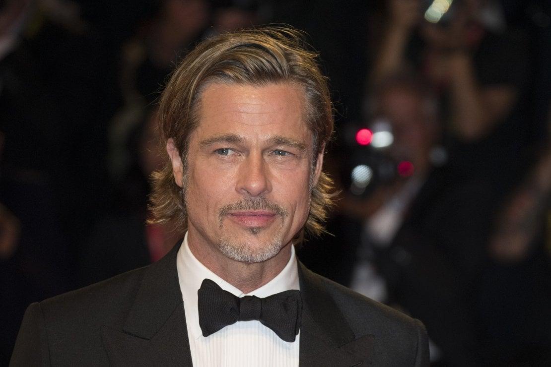 Brad Pitt al Film Festival di Venezia
