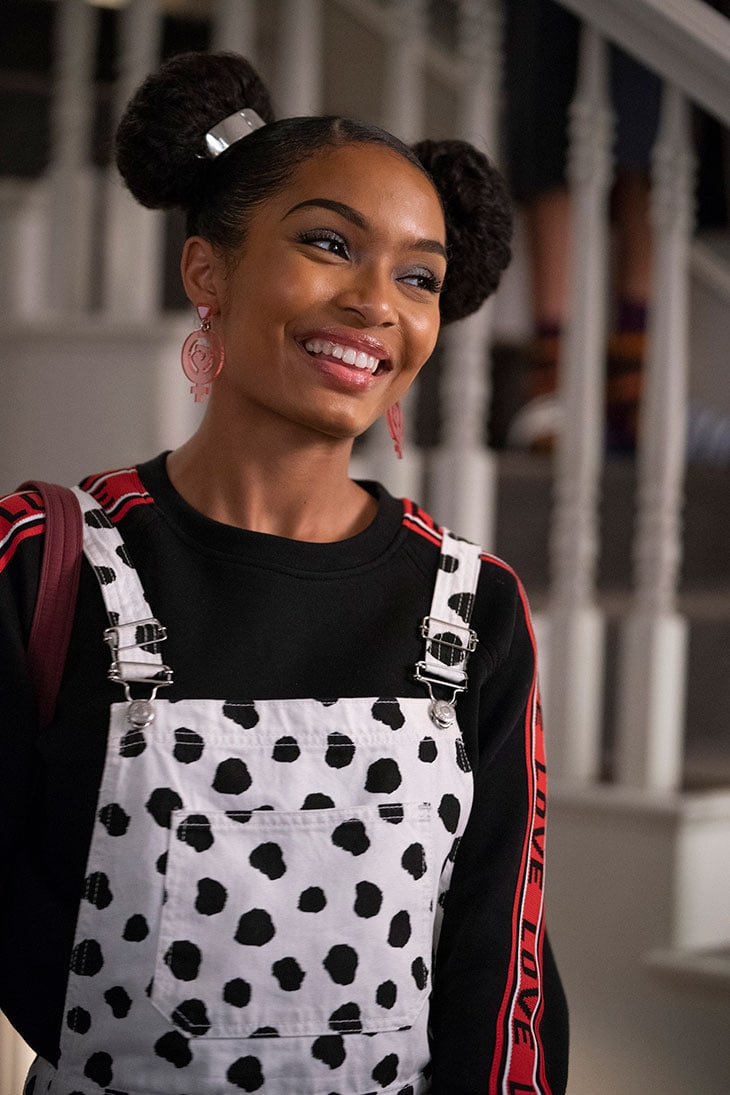Zoey Johnson from Grown-ish Credit: Freeform/Eric McCandless