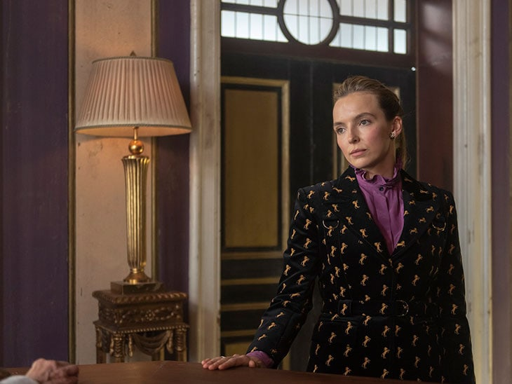 Villanelle from Killing Eve Credit: BBC Pictures