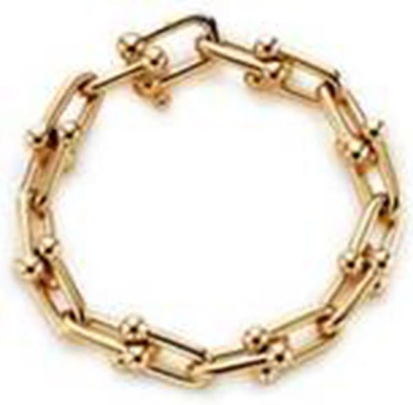 Tiffany&co;Maxi bracciale d'oro