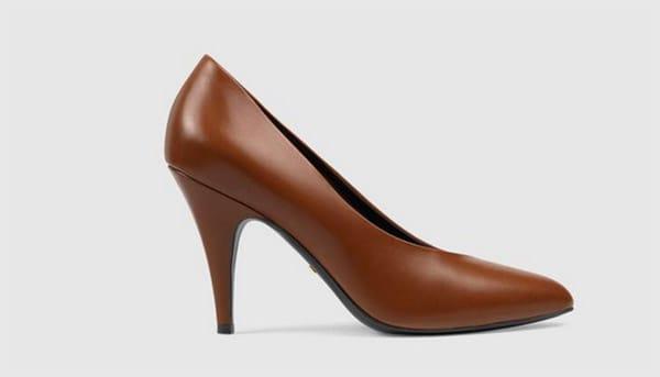 GucciScarpe con tacco 8 cm di pelle