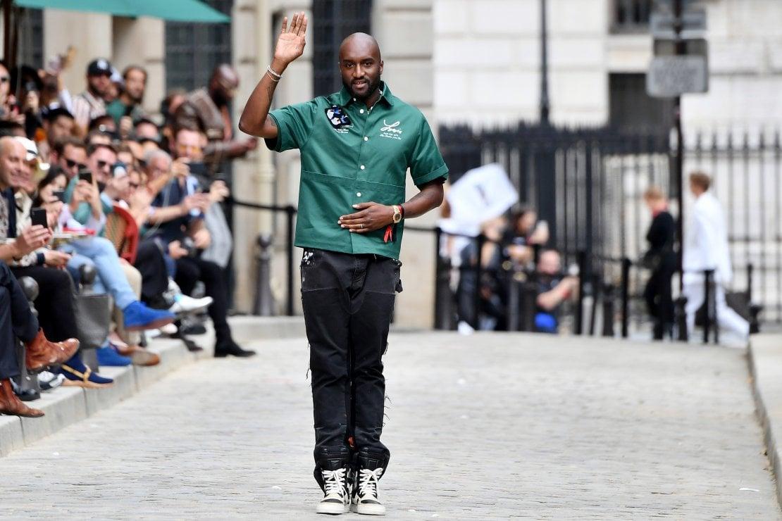 Virgil Abloh annuncia uno stop di 3 mesi Troppo stress per il direttore creativo Louis Vuitton e fondatore di Off-White