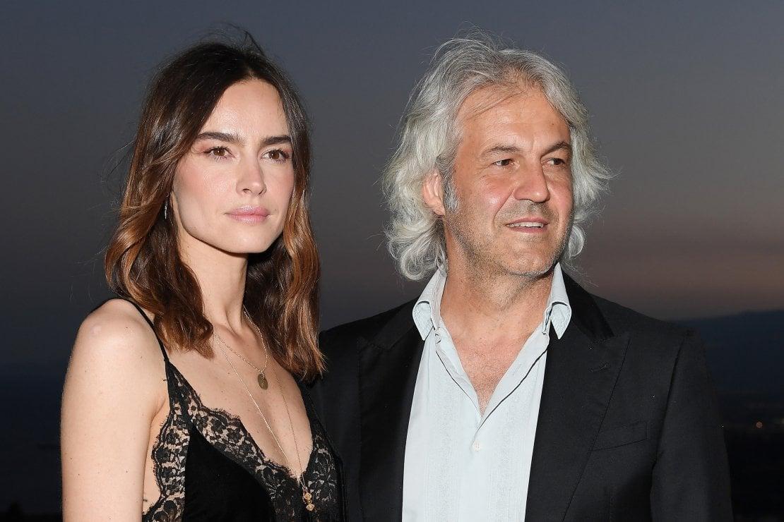 Kasia Smutniak si è sposata in segreto con Domenico Procacci