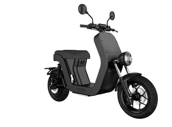 Me Scooter elettrico 2.5Ciclomotore che va a velocità di 45 km/h. Con batteria ricaricabile
