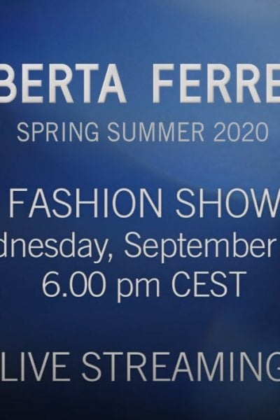 Alberta Ferretti: la sfilata in streaming!