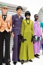 Gucci: la moda libera tutti. La diversità è sacraI dettagli nel backstage