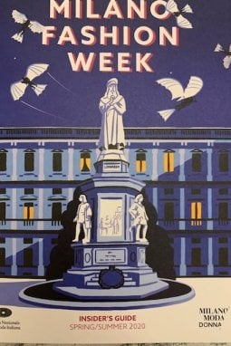 Milano Fashion week in collaborazione con la Camera della moda