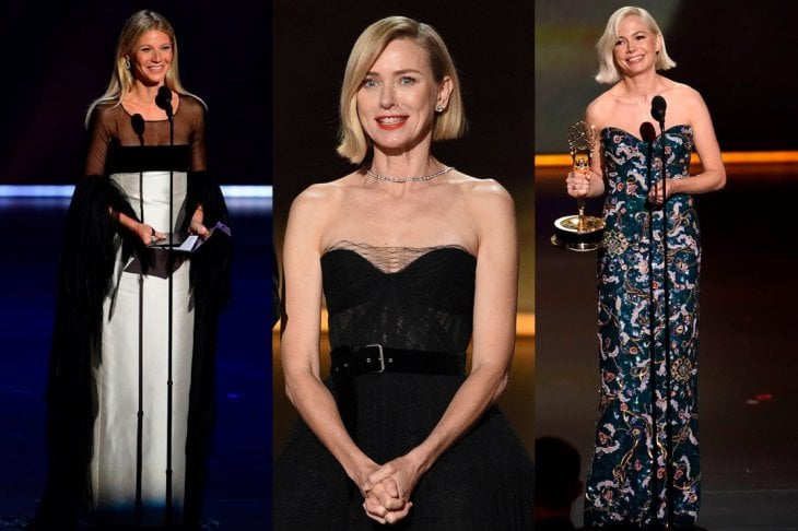 Gli abiti più belli degli Emmy Awards: Emilia Clarke, Gwyneth Paltrow, Naomi Watts...