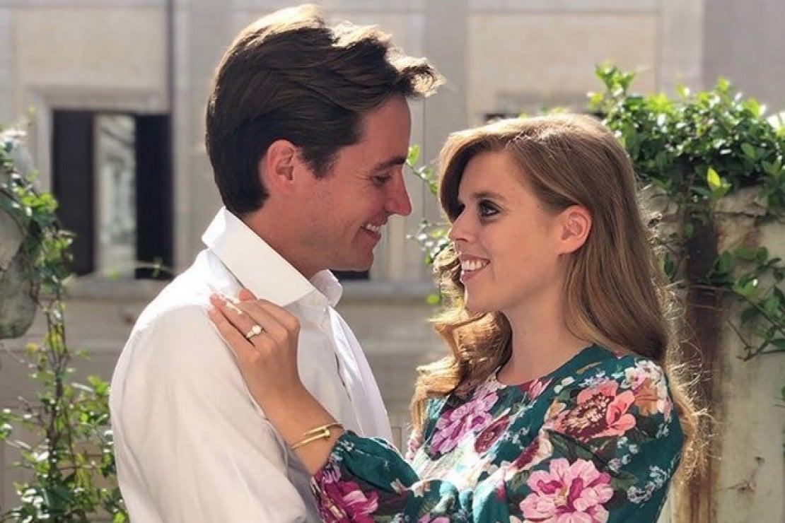 È ufficiale: Beatrice di York sposa un imprenditore di origini italiane. Ecco chi è Edoardo Mapelli-Mozzi