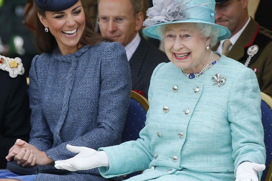 Sì, alla regina Elisabetta piacciono gli Wham!