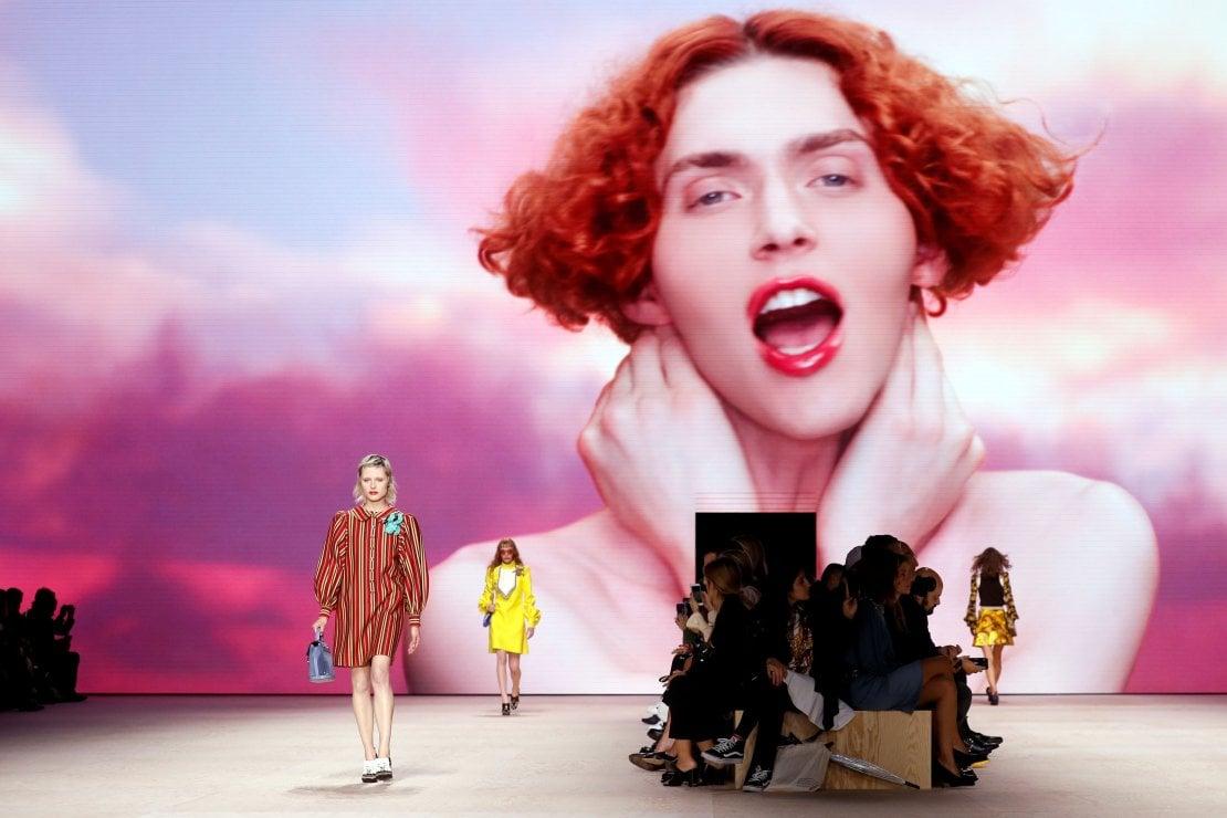 on sale a57a8 c595f Chanel, Miu Miu, Louis Vuitton: per gli stilisti vince il ...