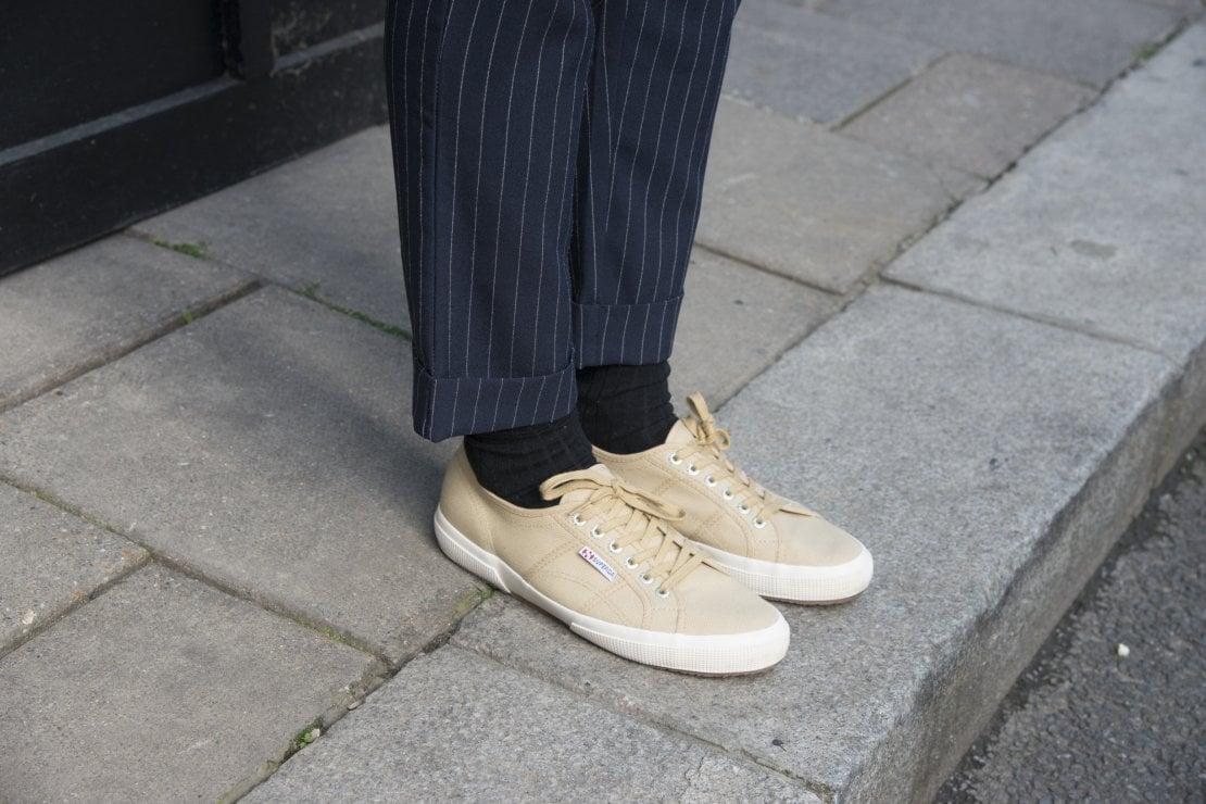 Superga, sono made in Italy le scarpe da ginnastica più