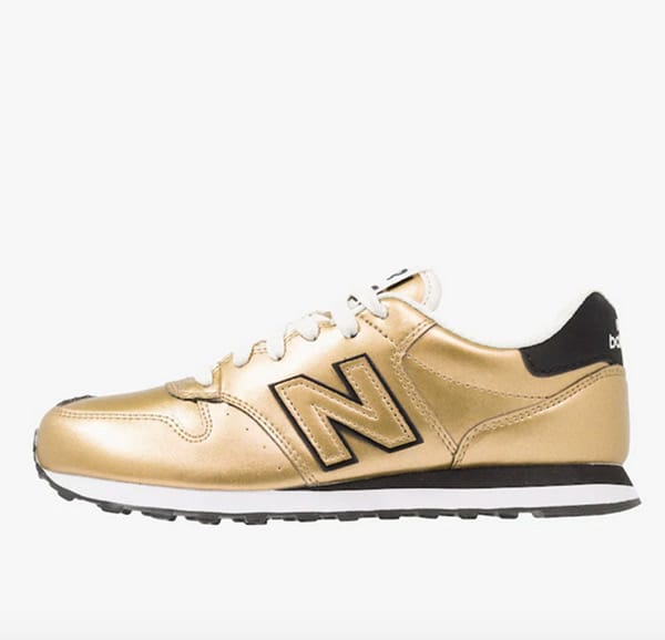 Sneakers di pelle, New Balance