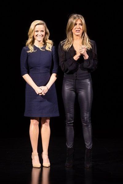 Jennifer Aniston e Reese Whiterspoon svelano il loro segreto di bellezza per essere sempre in forma