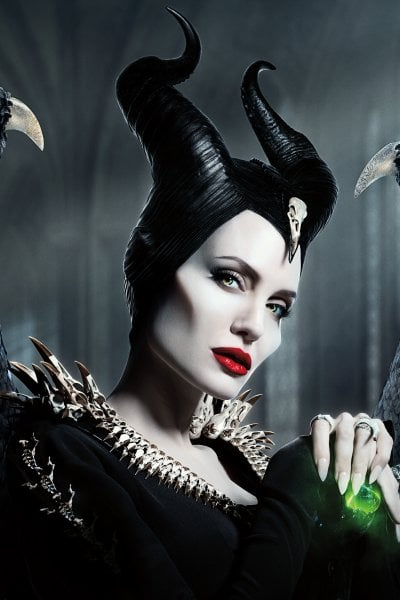 Idea Halloween: replica il trucco di Angelina Jolie in Maleficent
