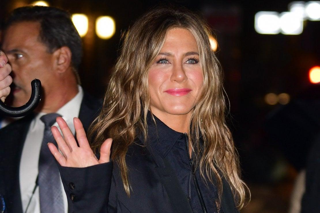 Jennifer Aniston: ''Sono una icona anche grazie al taglio di capelli di Rachel''