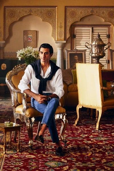 Una notte da Maharaja con AirBnb