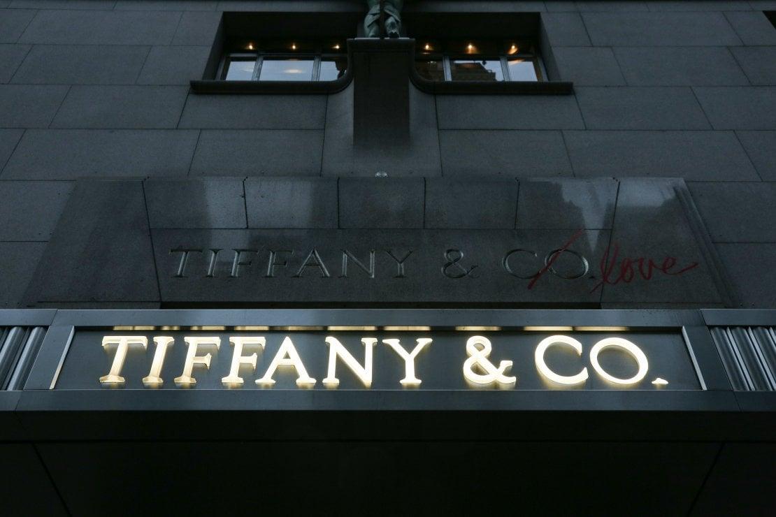 LVMH compra Tiffany & Co.