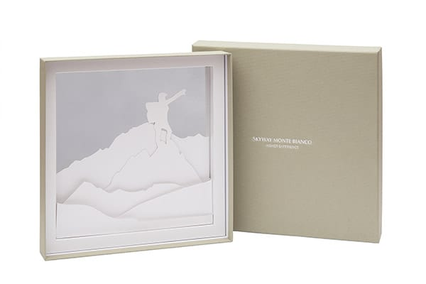 Higher Experience Gift Box, Skyway Monte Bianco