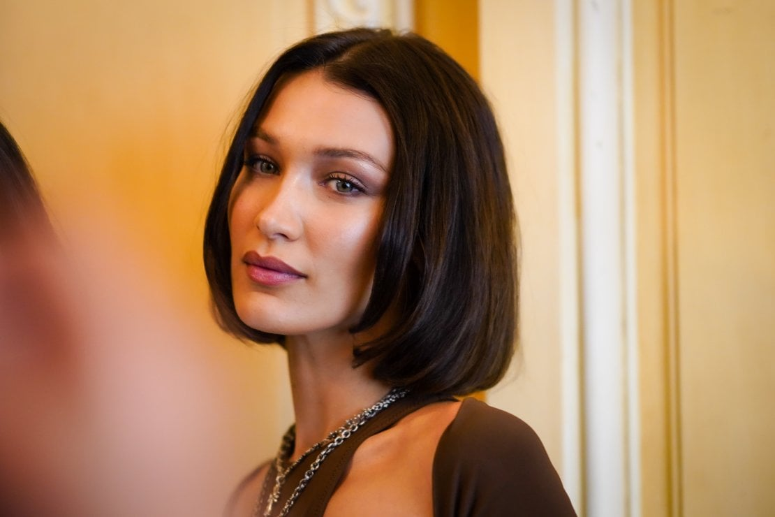 Fridays for future: anche Bella Hadid a favore dell'ambiente