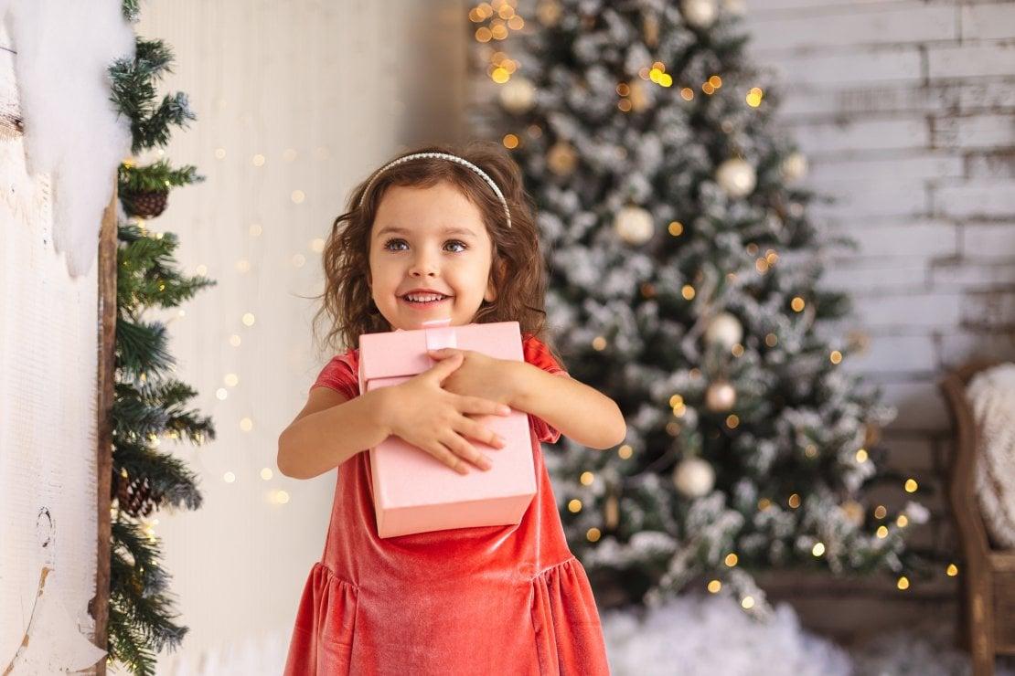 Come aiutare i nostri figli a non essere avidi di regali