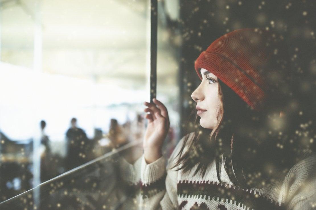 Come affrontare il Christmas blues e ritrovare il sorriso