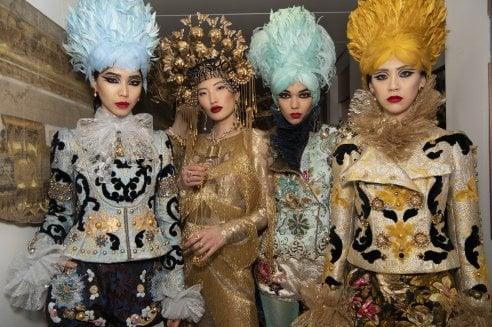 Alta moda, alta sartoria e alta gioielleria: le collezioni esclusive di Dolce& Gabbana