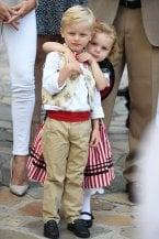 I gemellini reali compiono 5 anni: tanti auguri a Gabriella e Jacques di Monaco