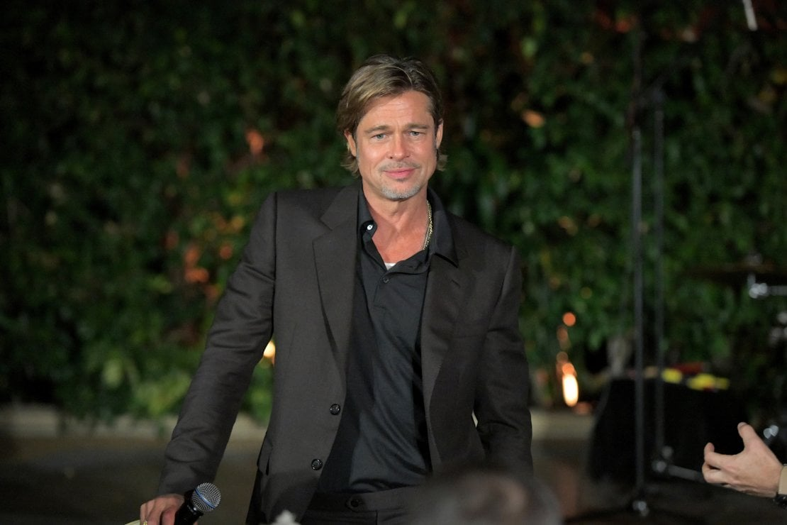 Brad Pitt: ''Sono single da quando ho divorziato da Angelina Jolie''