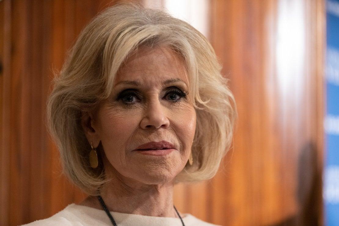 Jane Fonda: compie 82 anni la ribelle di Hollywood