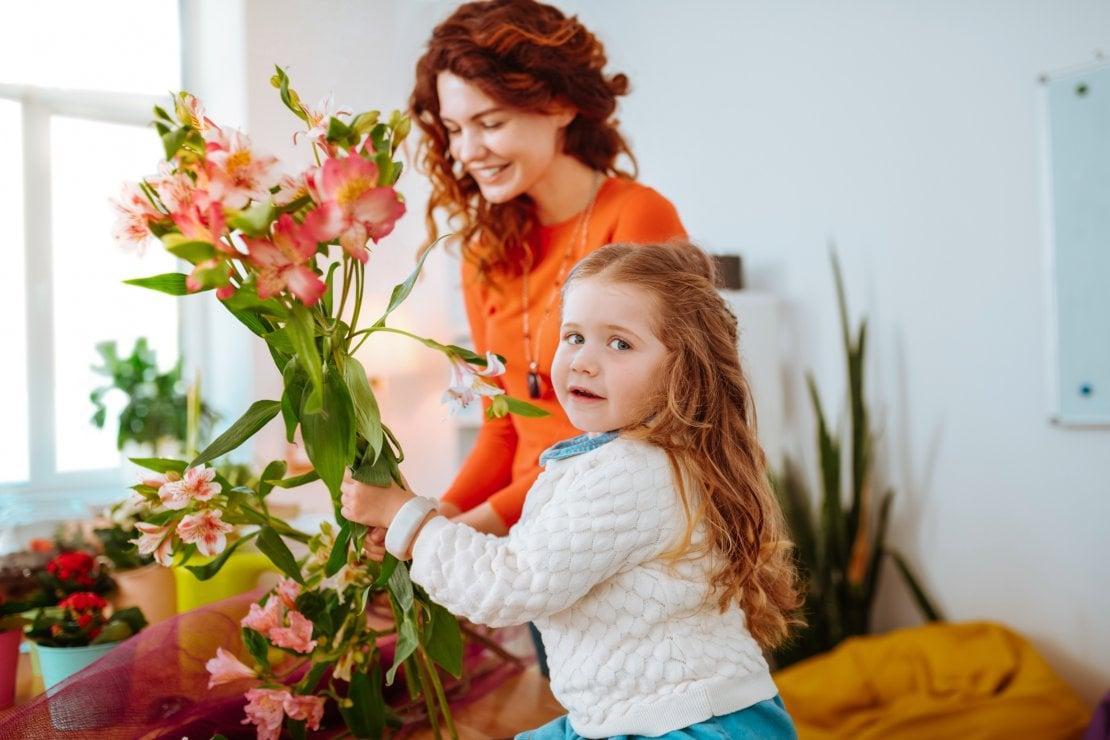 Bambini agitati, insonni, lagnosi? La soluzione è nell'Ikebana
