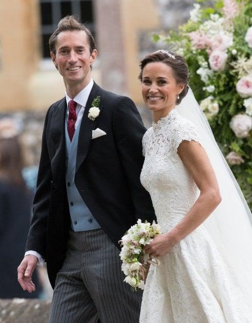 Maggio 2017 Pippa Middleton e James Matthews